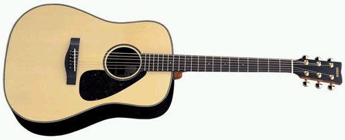 Yamaha DW-7 Acoustic Gitarre