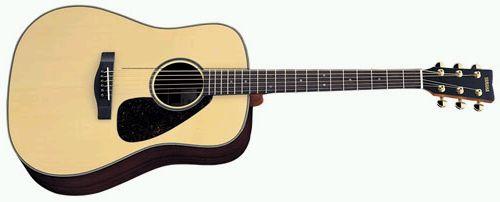 Yamaha DW-9 Acoustic Gitarre