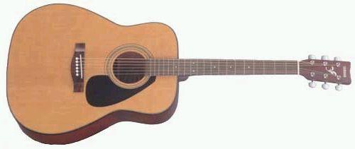Yamaha F-340 BL Westerngitarre