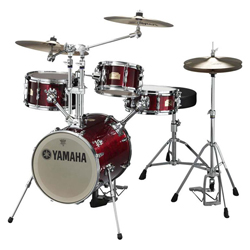 Yamaha HIPGIG Compact Drum Set Cherry Wood