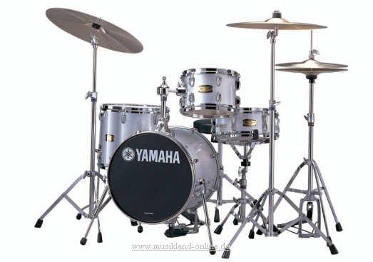 Yamaha HipGig Set Manu Katche Black