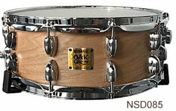 Yamaha NSD-085A Snare OAK Custom