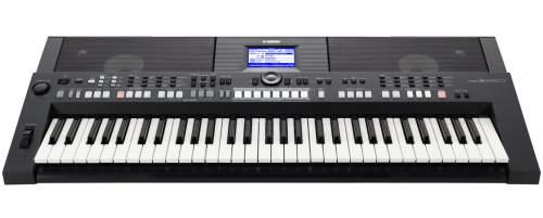 Yamaha PSR-S650 B Keyboard