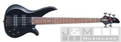 Yamaha RBX-375 BL Bass black