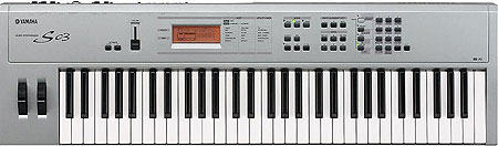 Yamaha S-03 SL Synthesizer