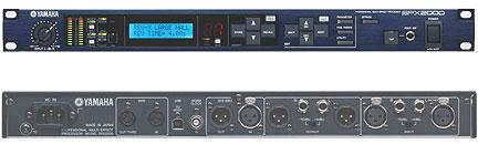 Yamaha SPX-2000 Multi-Effekt-Prozessor