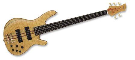 Yamaha TRB-5P II Bass Piezo