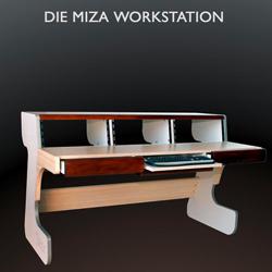 ZAOR MIZA Station Studiomöbel