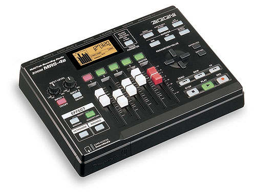 ZOOM MRS-4 B MultiTrack Recorder