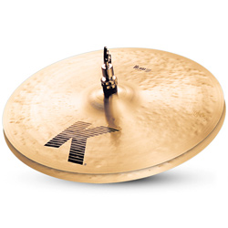 "Zildjian K0823 K Hi-Hat 14"""