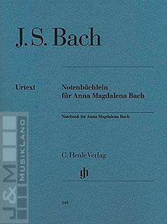 Zwanzig Stücke aus dem Notenbuch für A.M. Bach - Johann Sebastian Bach