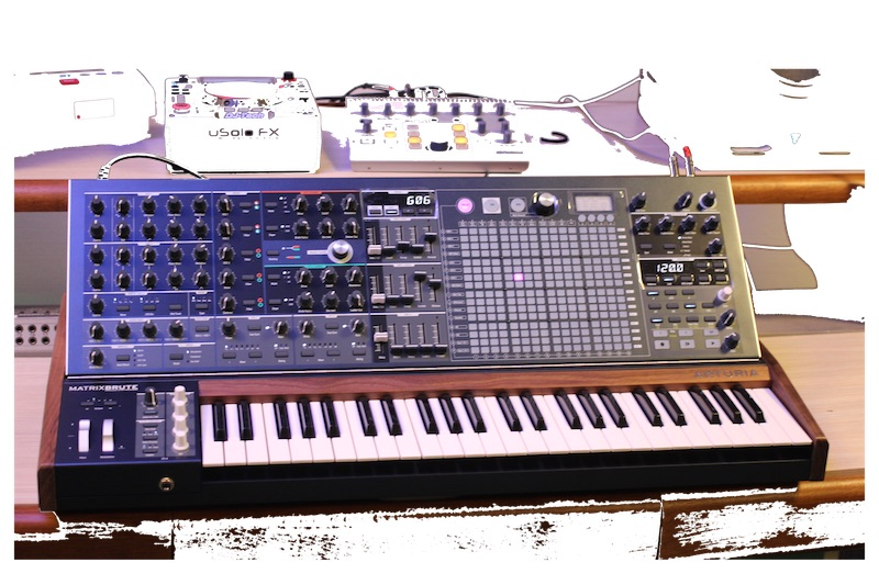 Matrix Brute Analogsynthesizer