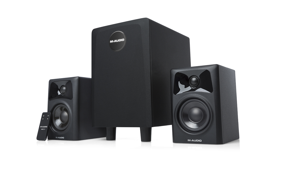 M-Audio AV32.1 3.1 Anlage