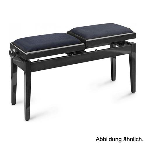 Justin B200FBKM Doppelsitz Pianobank