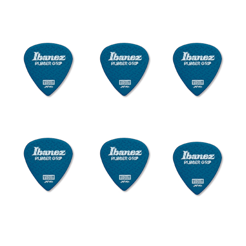 Ibanez PA16MRG-DB Rubber Grip 6er Pack