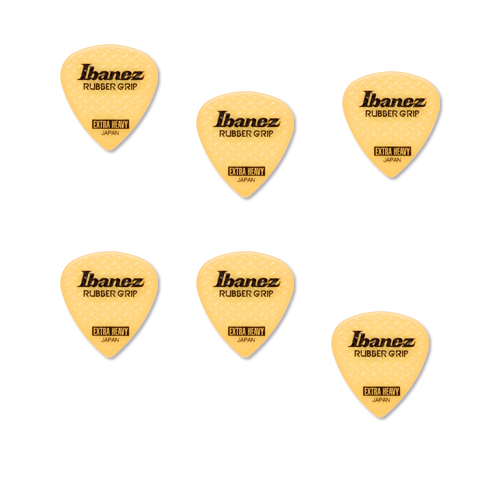 Ibanez PA16XRG-YE Rubber Grip 6er Pack