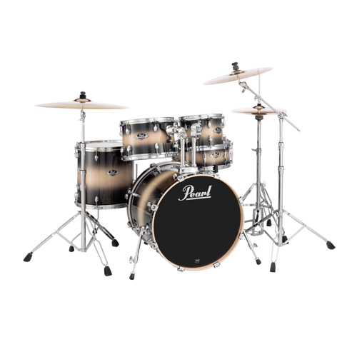 Pearl EXL725F Export Lacquer Drumset HW Becken