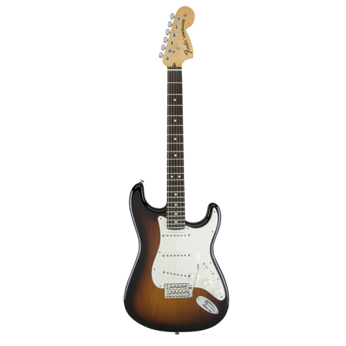Fender American Special Stratocaster RW 2TS