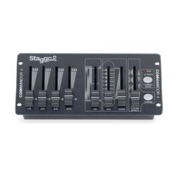 Stagg COMMANDOR 4-2 4-CHAN DMX Light Controler