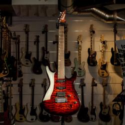 Ibanez SA960QM-BTB E-Gitarre