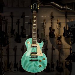 Gibson 2014 Les Paul Classic Seafoam Green
