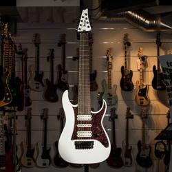 Ibanez TAM10-WH Tosin Abasi E-Gitarre
