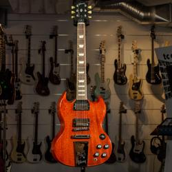 Gibson 2014 Derek Trucks Signature SG Vintage Red
