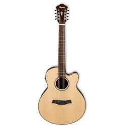 Ibanez AEL108TD-NT 8-saitige Westerngitarre