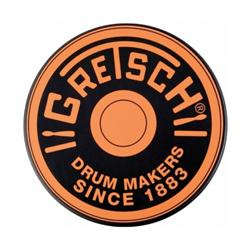 "Gretsch Practice Pad Orange 6"""