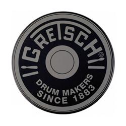 "Gretsch Practice Pad Grey 6"""