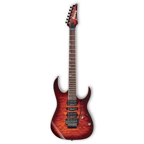 Ibanez RG970WQMZ-BDK Premium E-Gitarre