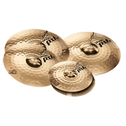 Paiste PST 8 Reflector Rock Set +Reflector Rock Crash 18""