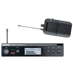 Shure PSM 300 P3TER-S8 UHF InEar Wireless-System