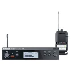 Shure PSM-300 EP-2TRE2 Stereo In-Ear Monitoring System