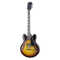 Gibson ES-339 Memphis Sunset Sunburst