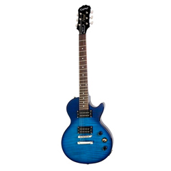 Epiphone Les Paul SPECIAL-II Plus Top Transparent Blue