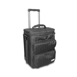 UDG Ultimate Digi Trolley To Go Black/Grey Stripe