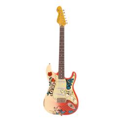 Vintage V6MRHDX Thomas Blug Summer Of Love E-Gitarre