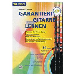 Bernd Brümmer - Garantiert Gitarre Lernen