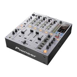 Pioneer DJM-750 S Silber