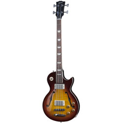 Gibson ES-Les Paul Bass Faded Darkburst
