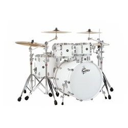 Gretsch Renown Maple Shellset Satin White