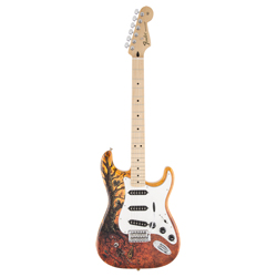 Fender Special Edition David Lozeau Art Stratocaster Tree of Life