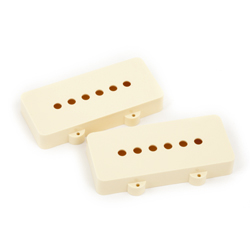 Fender Jazzmaster Pickup Cover Aged White