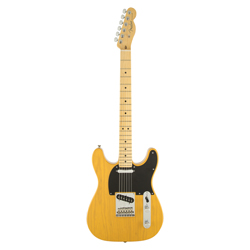 Fender Limited Edition American STD Double-Cut Telecaster BSB