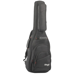 Stagg STB-NDURA 25 C Nylon Gigbag Kinzertgitarre 4/4