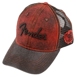 Fender Trucker Cap Washed
