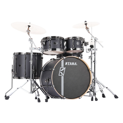 Tama ML52HXZBN-FBK SUPERSTAR CUSTOM HYPERDRIVE inkl. Hardware