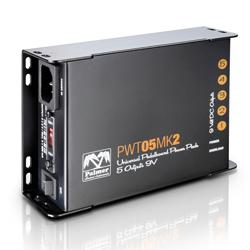 Palmer PWT05MK2 9V Netzteil für Pedalboards