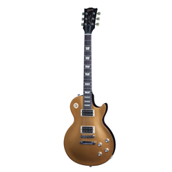 Gibson 2016 USA Les Paul 50s Tribute Satin Gold Top